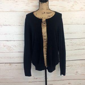 Merona Sweaters - Classic Black Cardigan