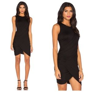 Michael Stars Dresses & Skirts - ➡Michael Stars Little Black Ruched Dress⬅