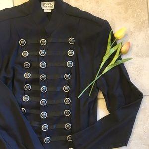 Vintage Jackets & Blazers - Vintage Military Jacket
