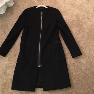 The Row  Jackets & Blazers - Authentic The Row Black Coat size 8