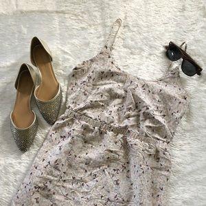 Madewell Dresses & Skirts - Eliot - Madewell Floral Print Cinched Waist Dress
