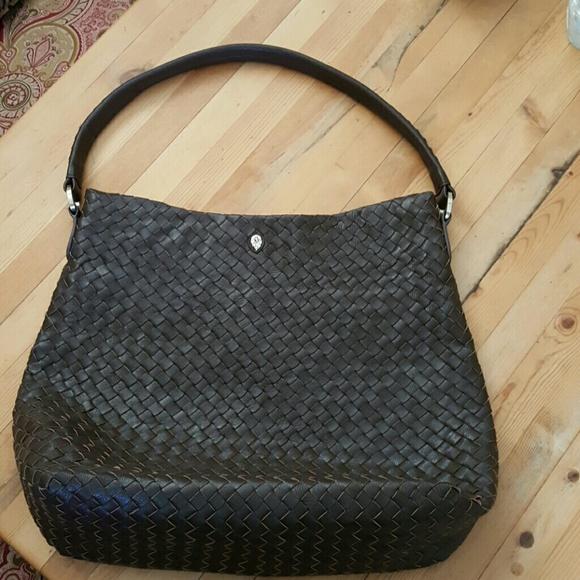 02b73955a24 Helen Kaminski Bags - Helen Kaminski woven leather tote. Helen Kaminski  Handbags - Helen Kaminski woven leather tote