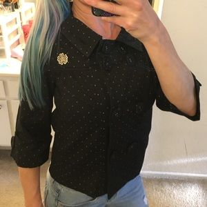 Obey Sweaters - 💕Like new Obey button up Cardigan💕