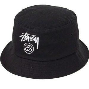 Stussy Accessories - STUSSY BLACK HAT