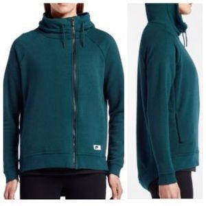 Nike Tops - Nike Modern Cape Zip Up Hoodie