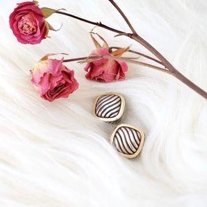 David Yurman Jewelry - David Yurman Square Cable Earrings