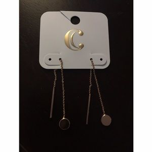 Charming Charlie Jewelry - Gold Earrings