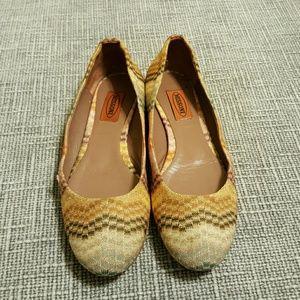 Missoni Shoes - Missoni flats