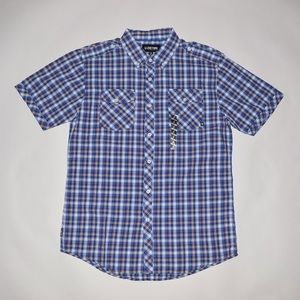 Zoo York Other - NWT Zoo York Short Sleeve Button Up Thrasher