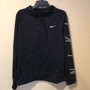 Nike Tops - Nike dri fit lightweight hoodie sweatshirt