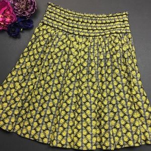Anthropologie Dresses & Skirts - Anthropologie Lil Monache Butterfly Skirt