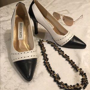 Amanda Smith Shoes - Amanda Smith Spectator Shoes - Reduced 👠