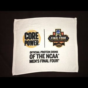 NCAA Other - Men's core power phoenix 2017 finalfour towel NEW