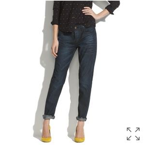 Madewell Rivet and Thread Worker Jeans