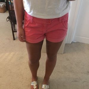 Freestyle Pants - Bright Coral Shorts