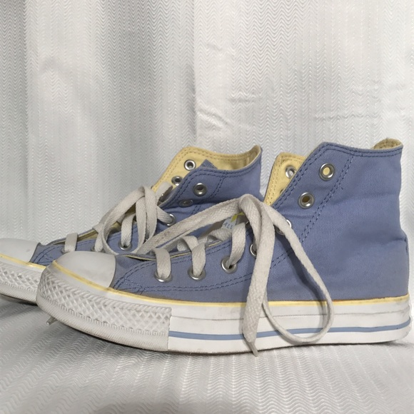 Free shipping and returns on Blue Converse High Tops at avupude.ml