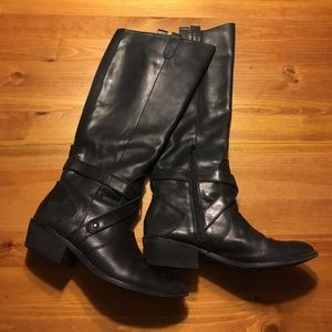 Dolce Vita Shoes - Dolce Vita tall leather boots sz. 9