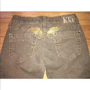 Robin's Jean Pants - 100% Authentic Robin's Jean pants Size 27 On Sale