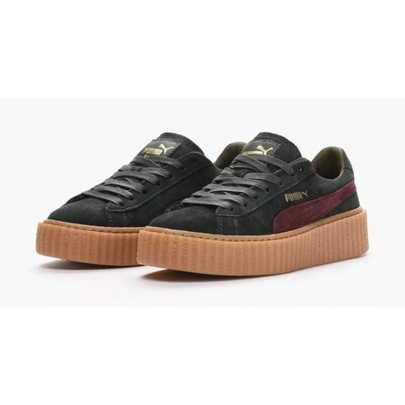 creepers bordeaux puma
