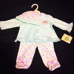 Little Me Other - 🎀NWT 3 Piece Baby Girl Outfit🎀