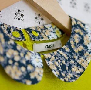 Oamc Sweaters - Detachable collar sweater!