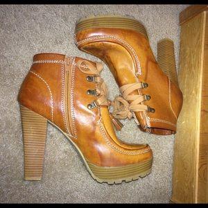 MIA Shoes - Mia heeled booties | Size:10