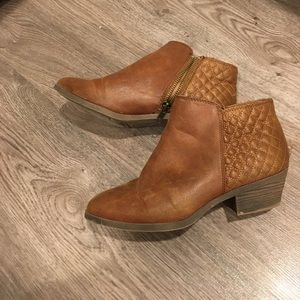Urban Outfitters Shoes - Brown Booties!