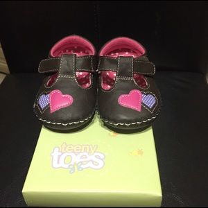 Teeny Toes Other - Teeny Toes Toddler Moccasins