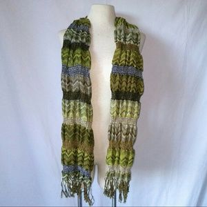 2for1 GATHERED Scarf