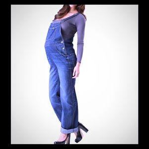 Denim - Maternity overalls