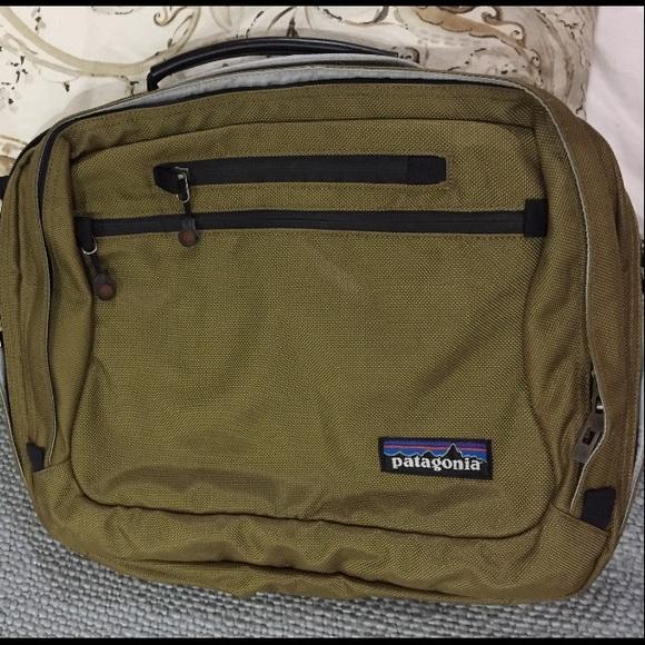 Patagonia Laptop Book Bag