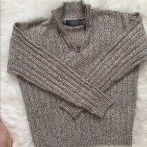 Oscar de la Renta Other - Oscar De La Renta Men's Grey Sweater