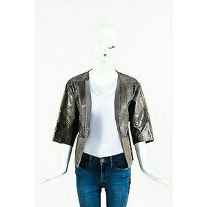 Lafayette 148 New York Jackets & Blazers - Lafayette 148 New York Embossed leather jacket