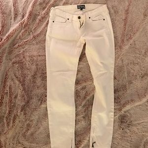 Anlo Denim - White Anlo jeans