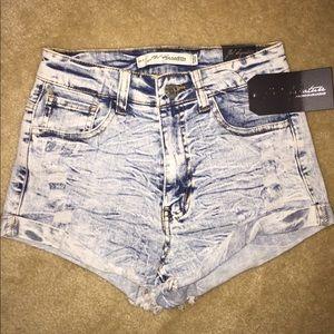 Pants - 💥REDUCED 💥 Distressed Denim Shorts! 💕
