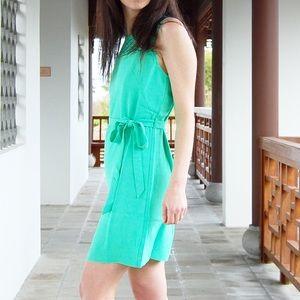 4 left! ✨ Searose Beach Dress in Green✨