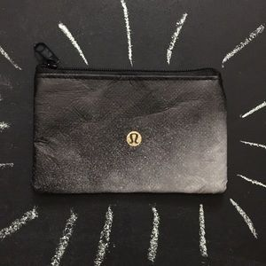 Lululemon Gift Card/Coin Pouch