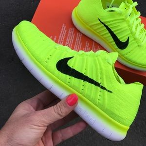 Nike Other - NWOB ⚡️ NIKE FLYKNIT FREE RUN YOUTH SIZES