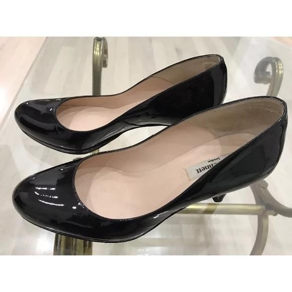 f190a5dd2fc4 LK Bennett Shoes - LK Bennett  Sybila  black patent leather pump