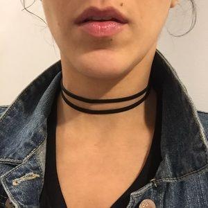 Dani Rogue Jewelry - Double Strand Choker