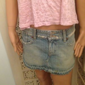 Hudson Jeans Dresses & Skirts - Hudson mini