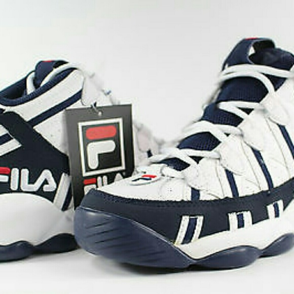 ea7b64b42dfc Fila Other - FILA SPAGHETTI JERRY STACKHOUSE WHITE