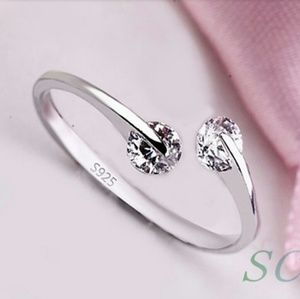 Jewelry - Sterling silver promise ring