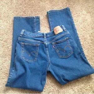 Levi's Denim - Levi's 550 red tab jeans