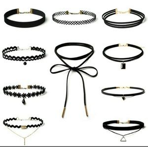 Jewelry - COMING SOON 10 Selections of Velvet Chokers