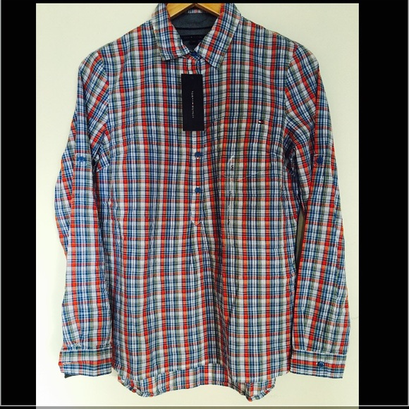 Tommy Hilfiger Tops - 💥SALE💥 Tommy Hilfiger Women's Shirt - SP