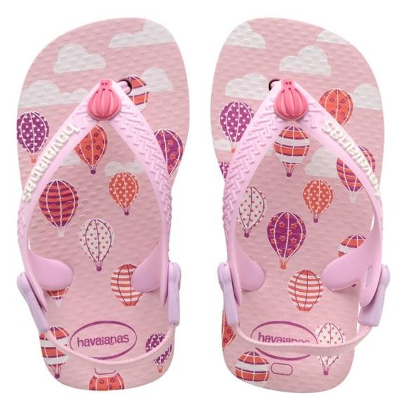 0a4c6115fd7ad2 Havaianas Baby Chic Aus Hot Air Balloon Sandal