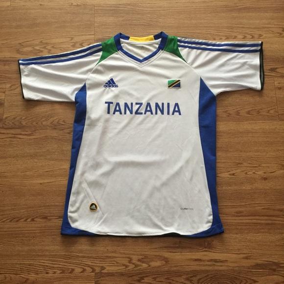 48ae6e3b5 Adidas Other - Adidas Tanzania Soccer Jersey