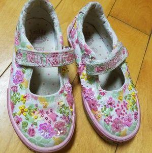 Lelli Kelly Kids Other - Lelli Kelly girls sequin shoes