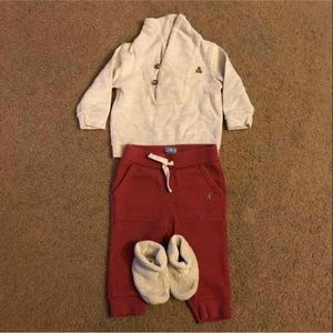GAP Other - BabyGap 6-12 month 3 piece outfit